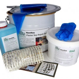 NewKey DIY Lime Lath Plaster repair kit