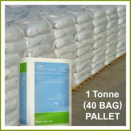 Solo One Coat Plaster 40 x 25kg 1 ton pallet